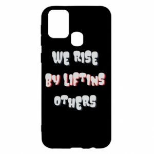 Etui na Samsung M31 We rise by liftins others