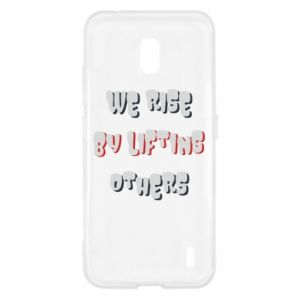 Etui na Nokia 2.2 We rise by liftins others
