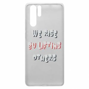 Etui na Huawei P30 Pro We rise by liftins others