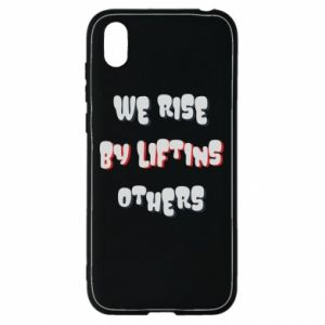 Etui na Huawei Y5 2019 We rise by liftins others