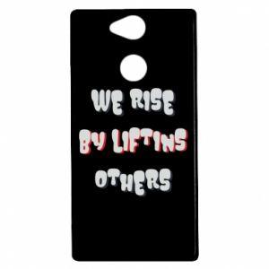 Etui na Sony Xperia XA2 We rise by liftins others