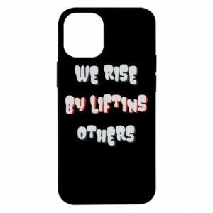 Etui na iPhone 12 Mini We rise by liftins others