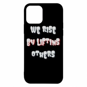 Etui na iPhone 12/12 Pro We rise by liftins others