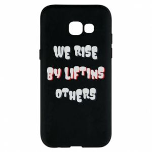 Etui na Samsung A5 2017 We rise by liftins others
