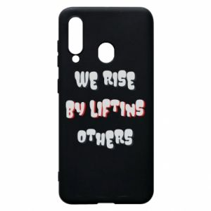 Etui na Samsung A60 We rise by liftins others