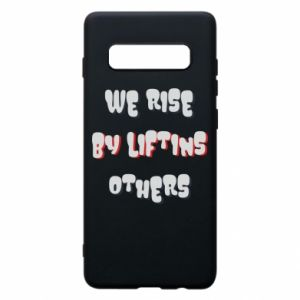Etui na Samsung S10+ We rise by liftins others