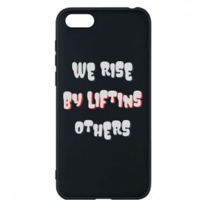 Etui na Huawei Y5 2018 We rise by liftins others
