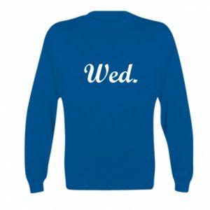 Bluza dziecięca Wednesday