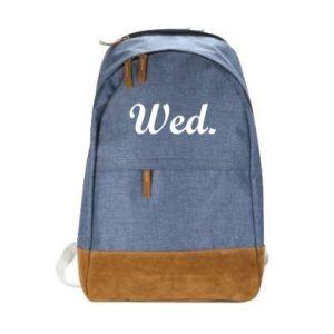 Plecak miejski Wednesday