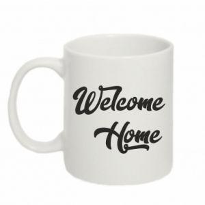 Kubek 330ml Welcome home