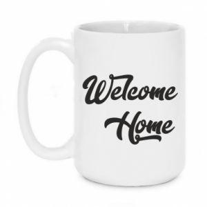 Kubek 450ml Welcome home
