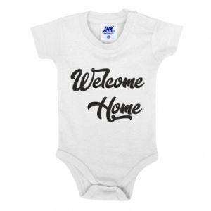 Body dla dzieci Welcome home