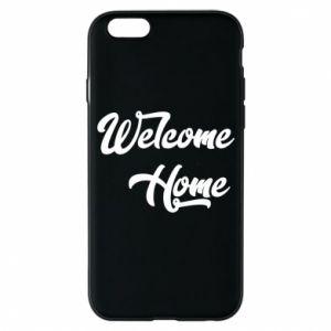 Etui na iPhone 6/6S Welcome home