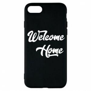 Etui na iPhone 7 Welcome home