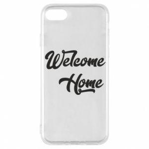 Etui na iPhone 8 Welcome home