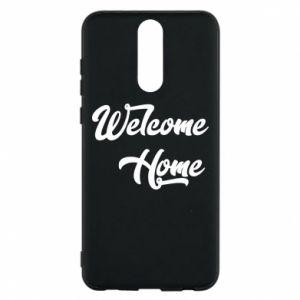 Etui na Huawei Mate 10 Lite Welcome home