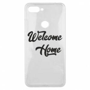 Etui na Xiaomi Mi8 Lite Welcome home