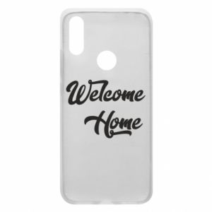 Etui na Xiaomi Redmi 7 Welcome home