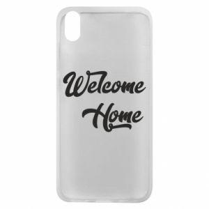 Etui na Xiaomi Redmi 7A Welcome home