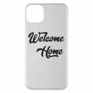 Etui na iPhone 11 Pro Max Welcome home