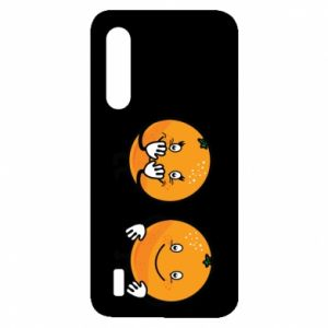 Etui na Xiaomi Mi9 Lite Wesołe pomarańcze