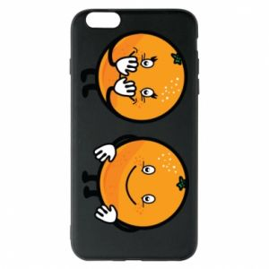 Phone case for iPhone 6 Plus/6S Plus Cheerful Oranges - PrintSalon
