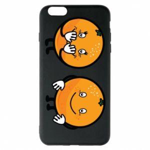 Etui na iPhone 6 Plus/6S Plus Wesołe pomarańcze