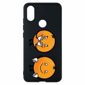 Etui na Xiaomi Mi A2 Wesołe pomarańcze
