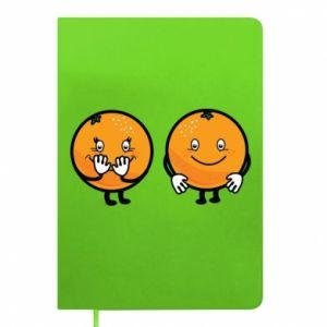 Notes Wesołe pomarańcze