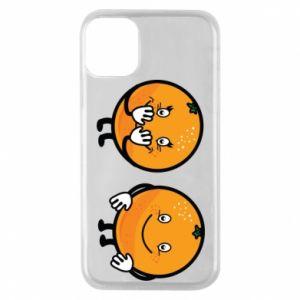 Etui na iPhone 11 Pro Wesołe pomarańcze