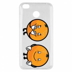 Etui na Xiaomi Redmi 4X Wesołe pomarańcze