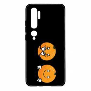 Etui na Xiaomi Mi Note 10 Wesołe pomarańcze