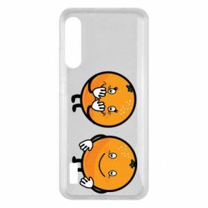 Etui na Xiaomi Mi A3 Wesołe pomarańcze