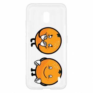 Etui na Nokia 2.2 Wesołe pomarańcze
