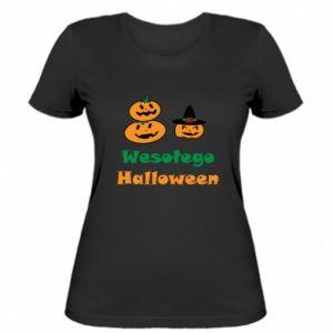 Women's t-shirt Happy Halloween
