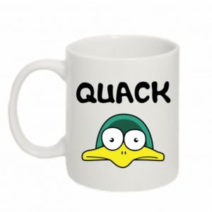 Mug 330ml Quack - PrintSalon