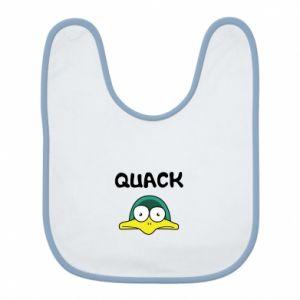 Bib Quack - PrintSalon