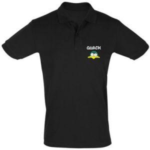 Men's Polo shirt Quack - PrintSalon