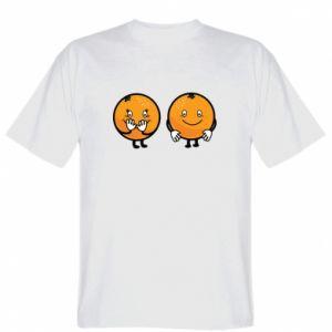 Koszulka Wesołe pomarańcze