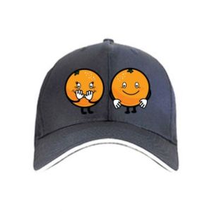 Cap Cheerful Oranges - PrintSalon