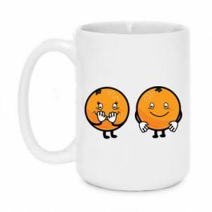 Kubek 450ml Wesołe pomarańcze