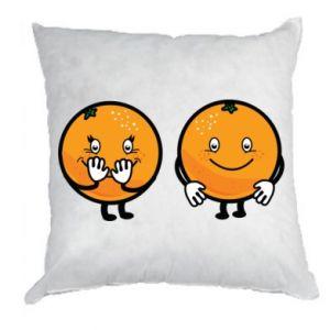 Poduszka Wesołe pomarańcze