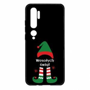 Xiaomi Mi Note 10 Case Happy Holidays Elf