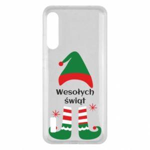 Xiaomi Mi A3 Case Happy Holidays Elf