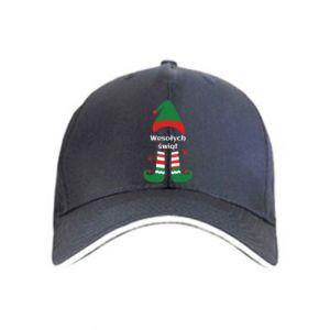 Cap Happy Holidays Elf