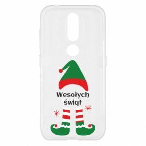 Nokia 4.2 Case Happy Holidays Elf