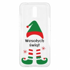 Nokia 2.3 Case Happy Holidays Elf