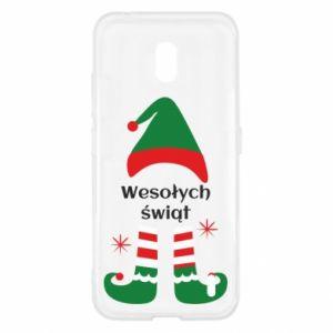 Nokia 2.2 Case Happy Holidays Elf
