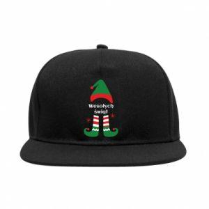SnapBack Happy Holidays Elf