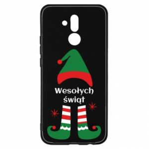Huawei Mate 20Lite Case Happy Holidays Elf